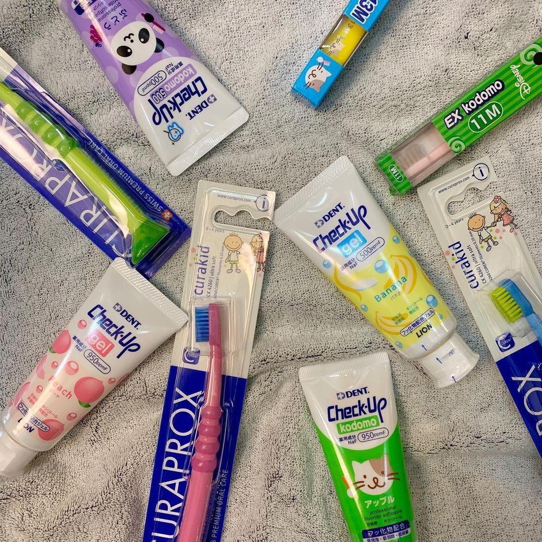歯ブラシ・歯磨き粉